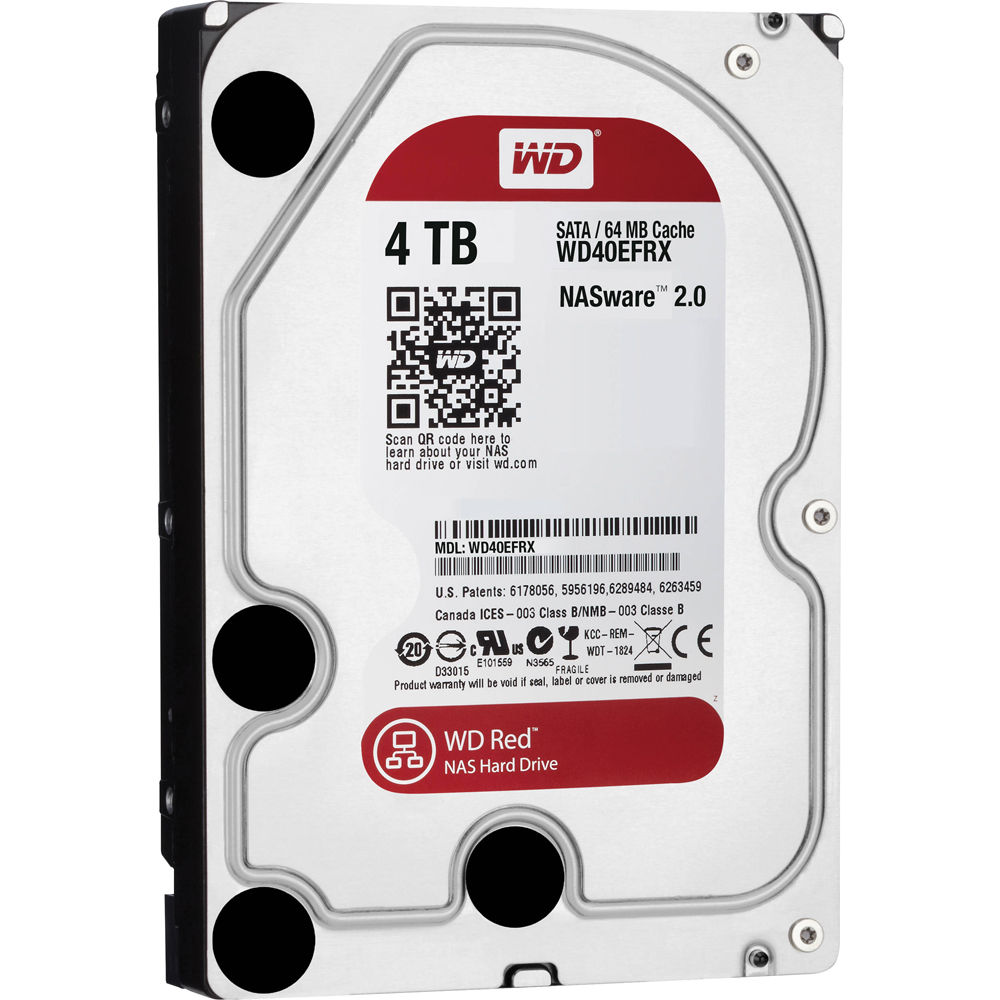 Western Digital WD Network 4TB