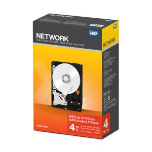 Western Digital WD Network 4TB 03