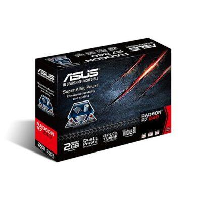 ASUS R7240-2GD3-L AMD RADEON R7 240 2GB 3