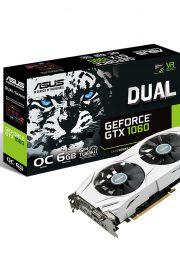 Asus Dual GTX 1060 OC