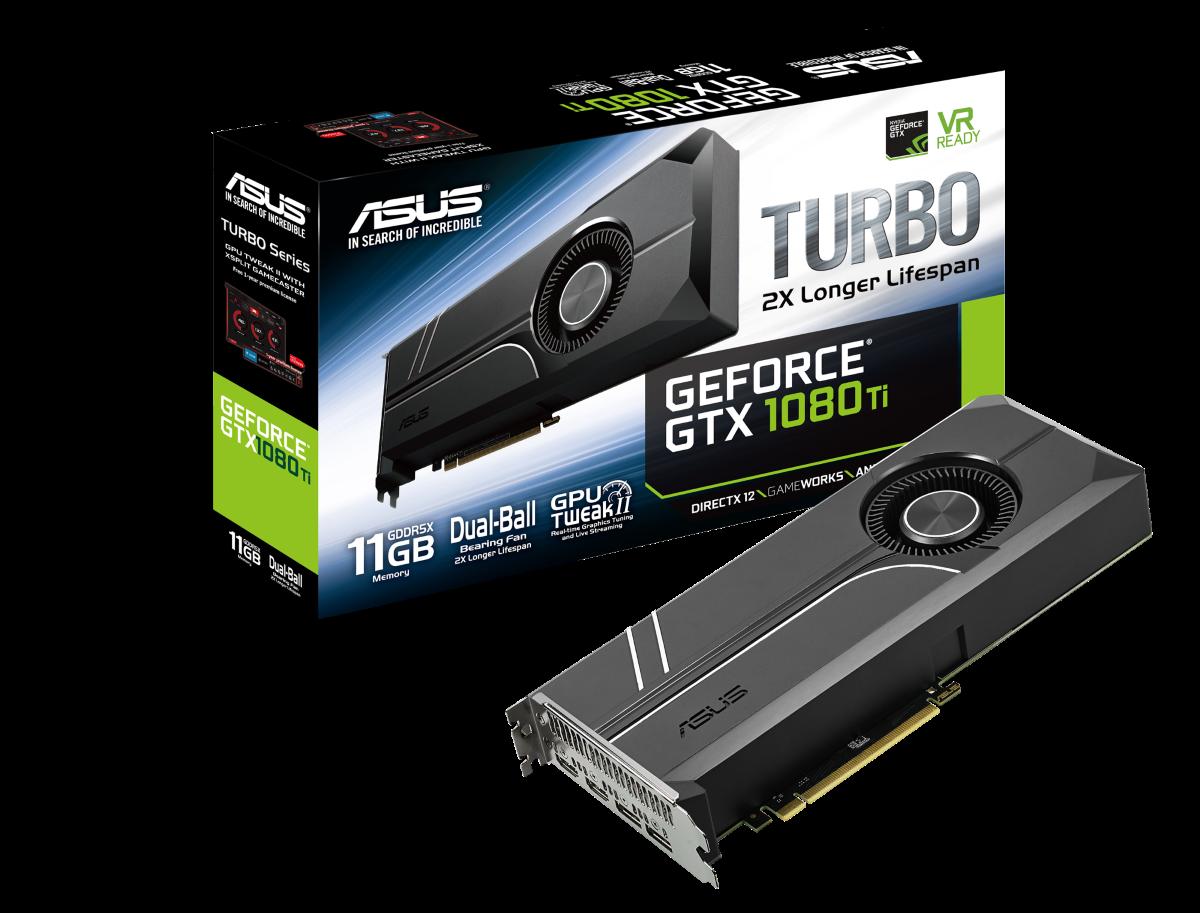 Asus TURBO GTX 1080 TI