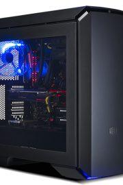 caja cooler master mastercase 6 pro atx usb 3.0 negra gaming