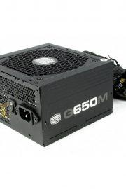 COOLER MASTER G650M 650W MODULAR 80 BRONZE