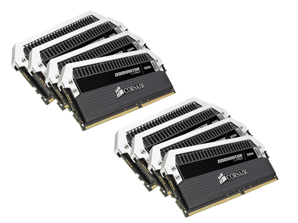 CORSAIR 128GB (8X16GB) DDR4 3200 C16