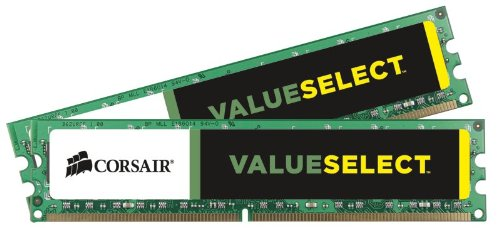 Corsair 4GB DDR2-800 Value Select Memory Kit 4GB DDR2