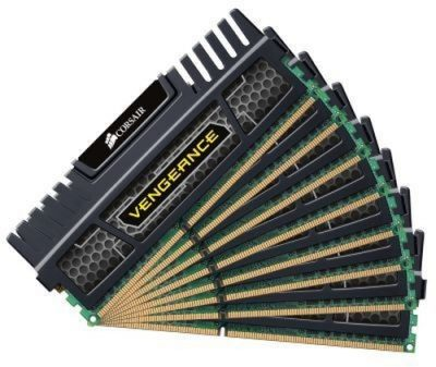 Corsair DDR3 64GB 1600MHz