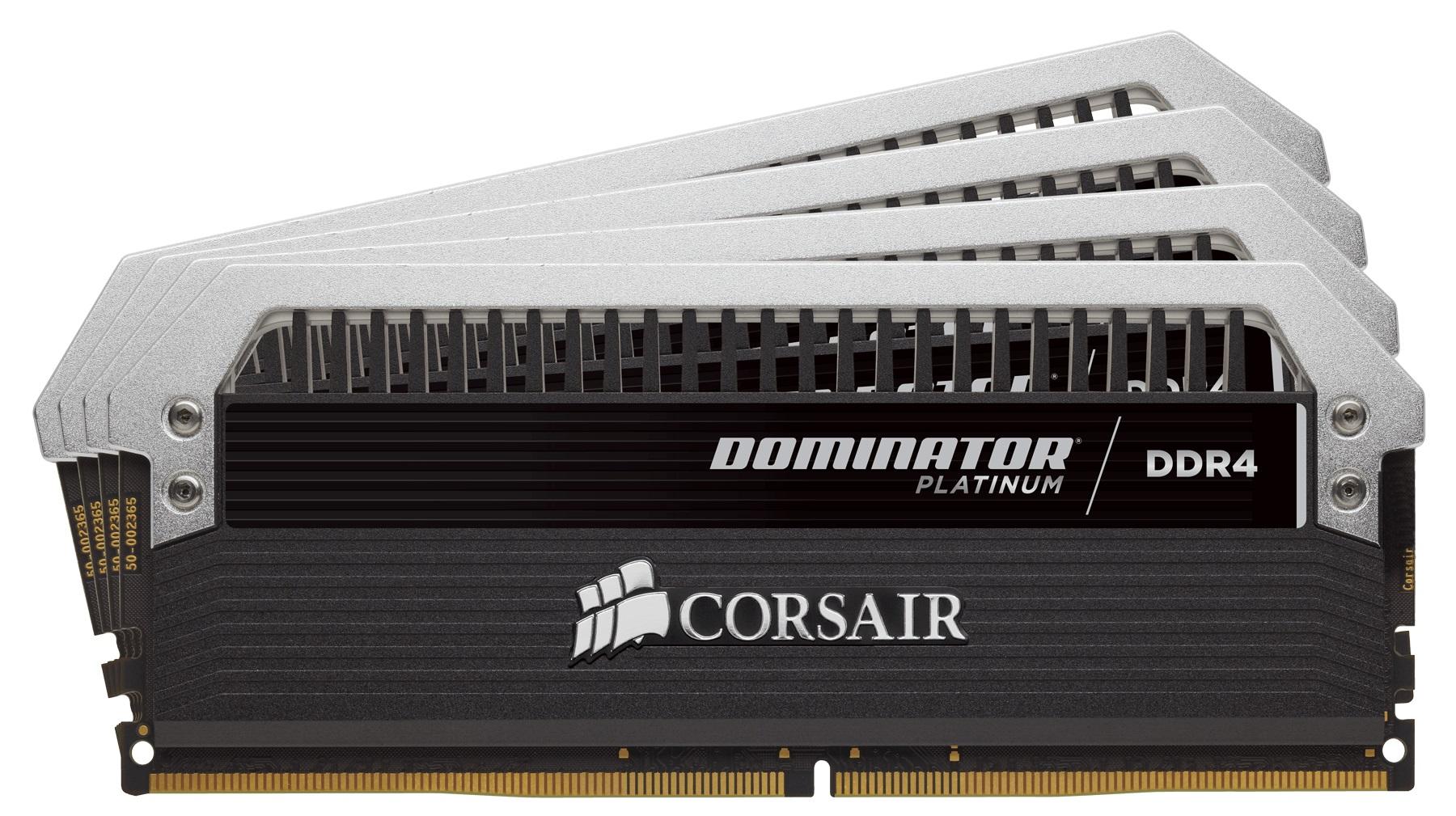 Corsair Dominator Platinum 16GB DDR4 3000MHz 4x4GB