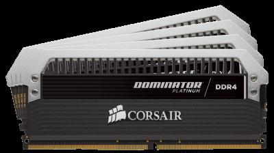 Corsair Dominator Platinum 32GB DDR4 2133MHz 4x8