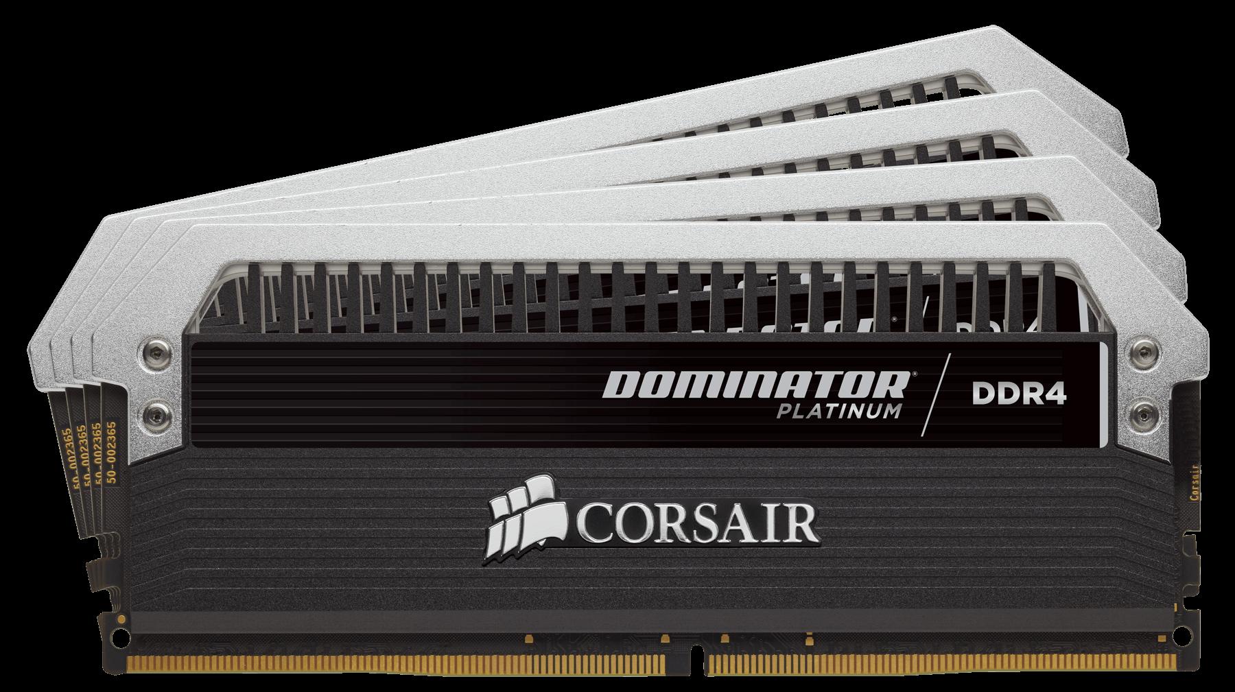 Corsair Dominator Platinum 32GB DDR4 2666MHz 4×8