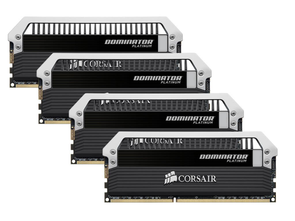 Corsair Dominator Platinum 4x8GB 32GB DDR3 1866MHz