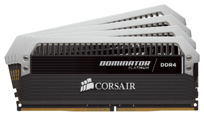 Corsair Dominator Platinum 64GB DDR4 2400MHz