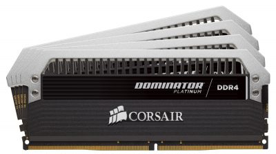 Corsair Dominator Platinum DDR4 32GB 4X8GB PC 3600 MHz