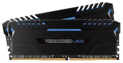 Corsair Vengeance Black Heat spreader 32GB DDR4 3200MHz 2x16