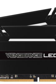 Corsair Vengeance Black White Led 16GB DDR4 3200MHz 2x8GB