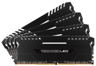 Corsair Vengeance LED 4x16GB DDR4 3000MHz