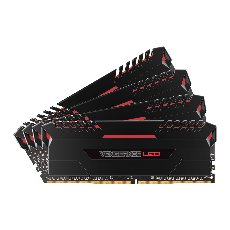 Corsair Vengeance LED 4x8GB DDR4 3466MHz 32GB