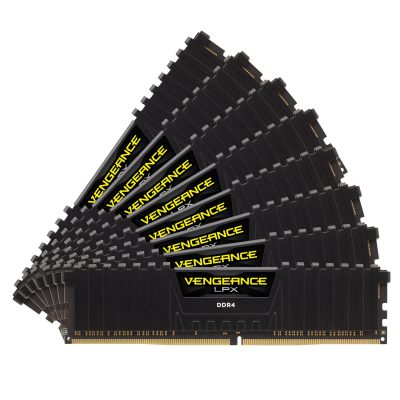 Corsair Vengeance LPX 64GB 8x8GB PC4-21300 DDR4 2666MHz