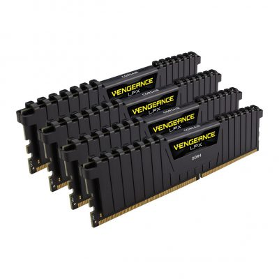 Corsair Vengeance LPX Black 16GB DDR4 2133MHz 4x4GB