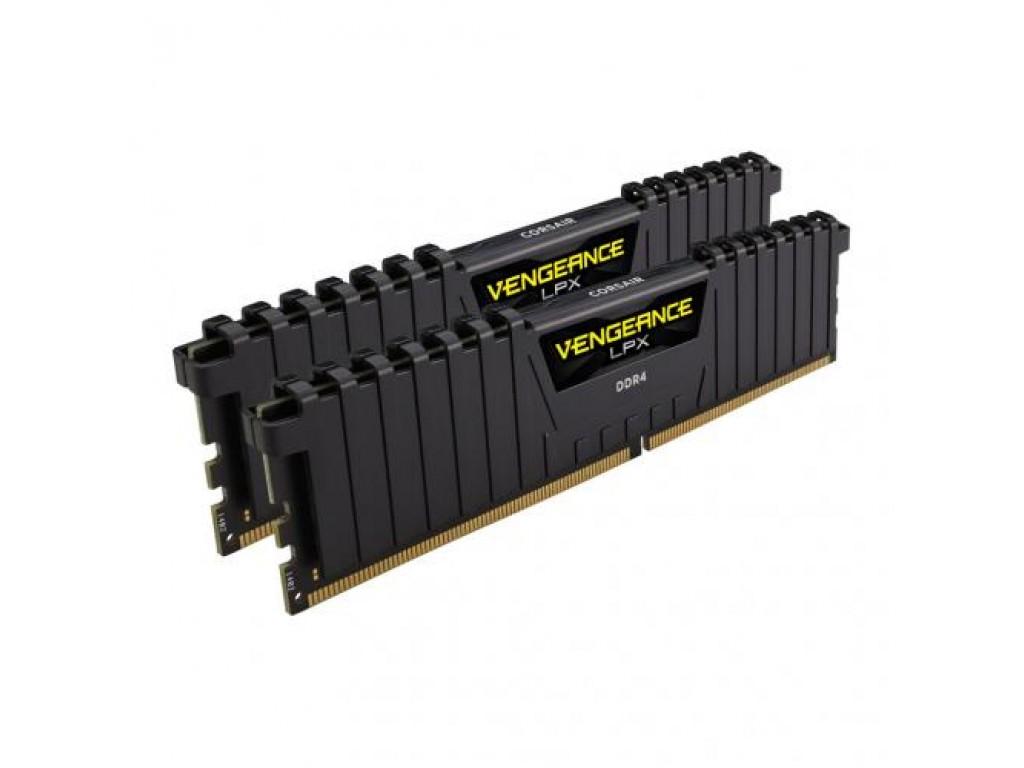Corsair Vengeance LPX Black 16GB DDR4 2400MHz 2x8GB