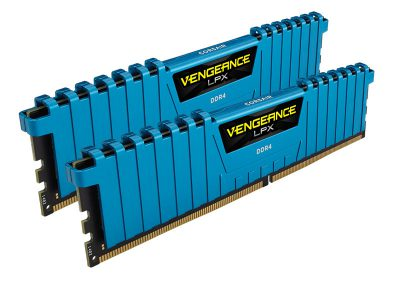 Corsair Vengeance LPX Blue 16GB DDR4 3000MHz 2x8GB