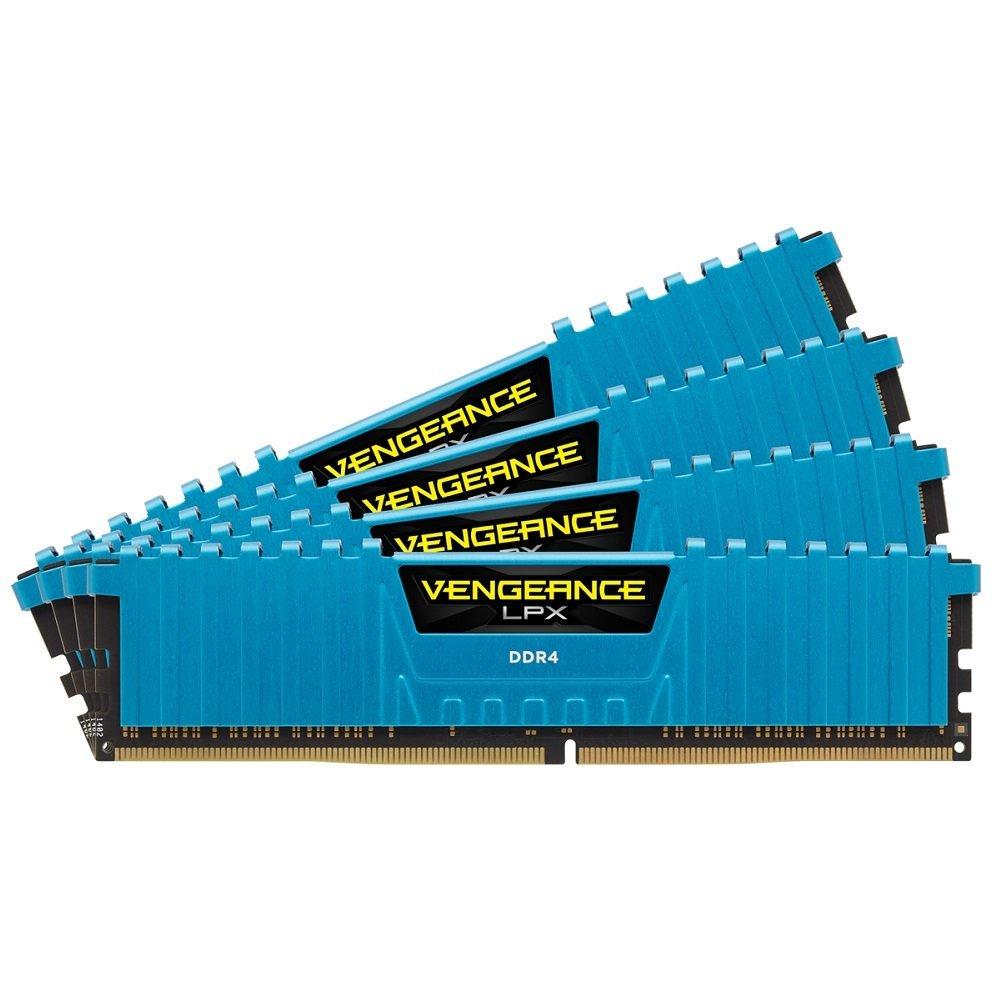 Corsair Vengeance LPX Blue 32GB DDR4 2400MHz