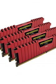 Corsair Vengeance LPX Red Heat spreader DDR4 3400MHz 32GB 4x8