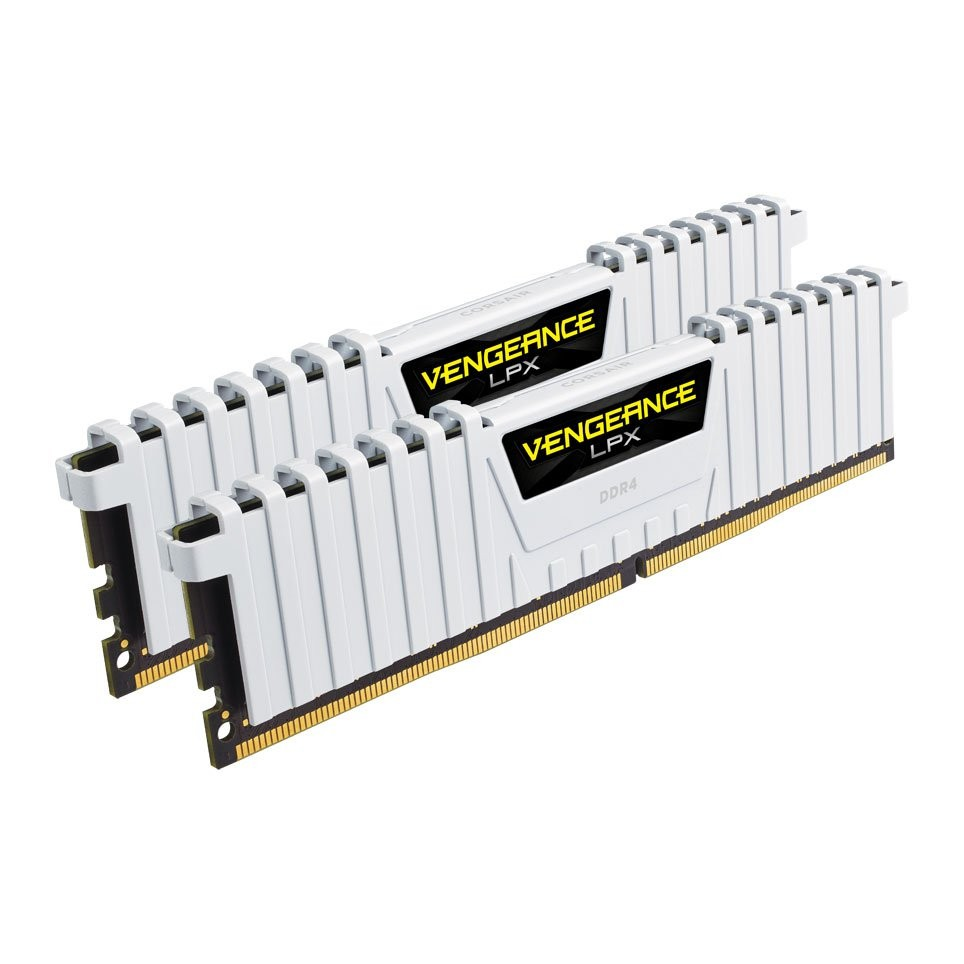 Corsair Vengeance LPX White 16GB DDR4 2666MHz 2x8GB