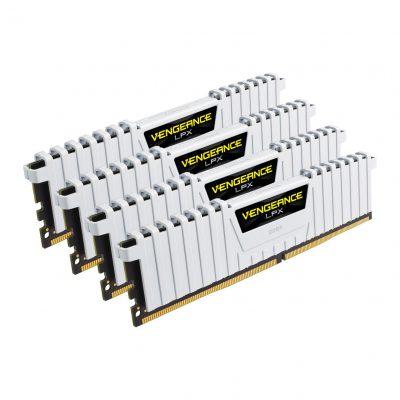 Corsair Vengeance LPX White DDR4 2666MHz 32GB 4x8GB