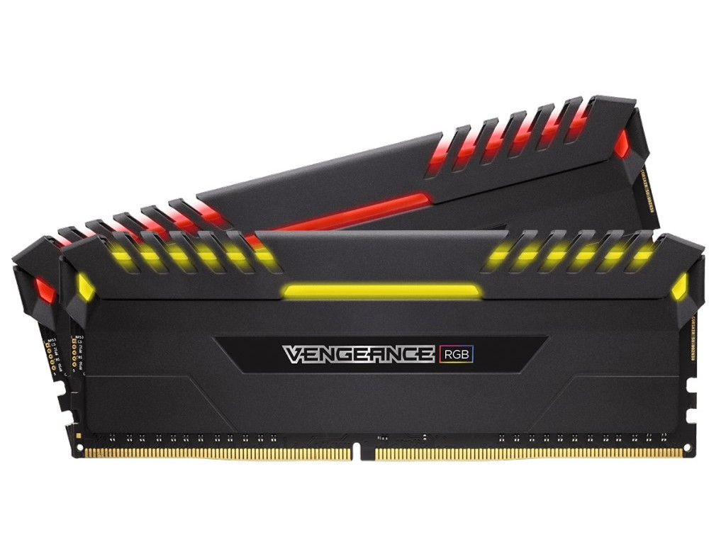 Corsair Vengeance RGB Series 16GB DDR4 2666MHz 2x8GB