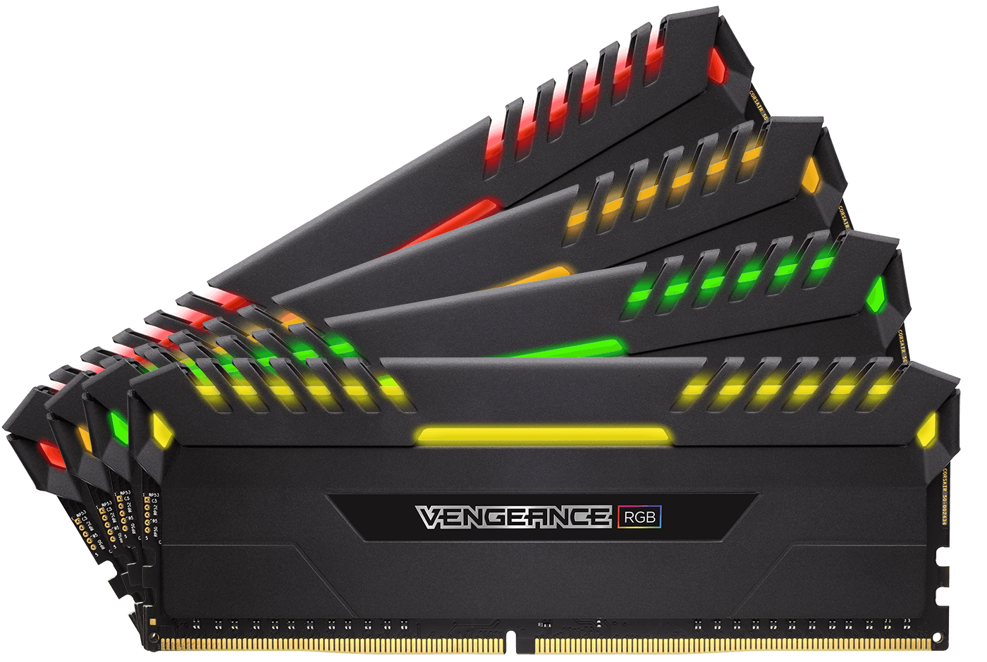 Corsair Vengeance RGB Series DDR4 32GB 4X8GB PC 3000MHz