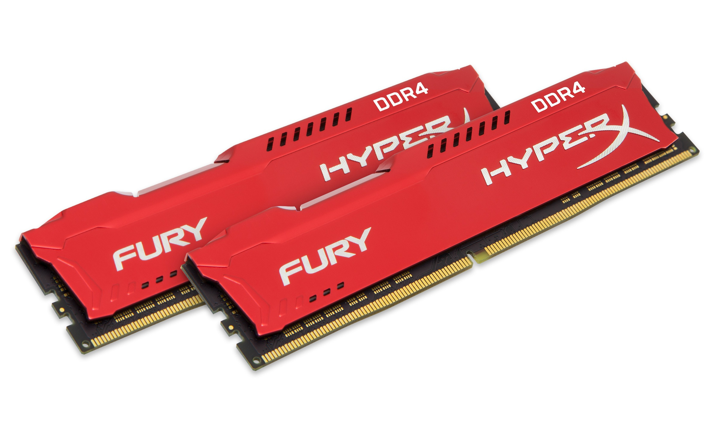 Kingston HyperX FURY Red 16GB DDR4 2400MHz 2x8GB