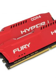 Kingston HyperX FURY Red DRR4 32GB 2400MHz 2x16GB