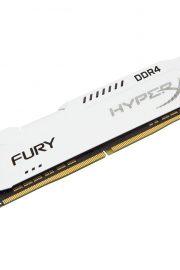 Kingston HyperX Fury White DRR4 16GB 2400MHZ 1x16GB