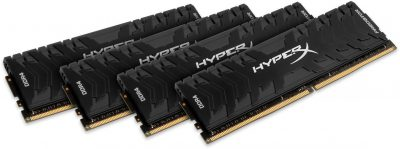 Kingston HyperX Predator DDR4 32GB Kit 4x8 3200MHz