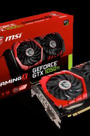 MSI GTX 1050TI Gaming X