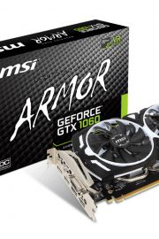 MSI GeForce GTX 1060 Armor OCV1