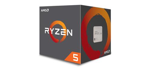 CPU AMD RYZEN 5 1600X 6-Cores 3.6 GHZ Sin Cooler