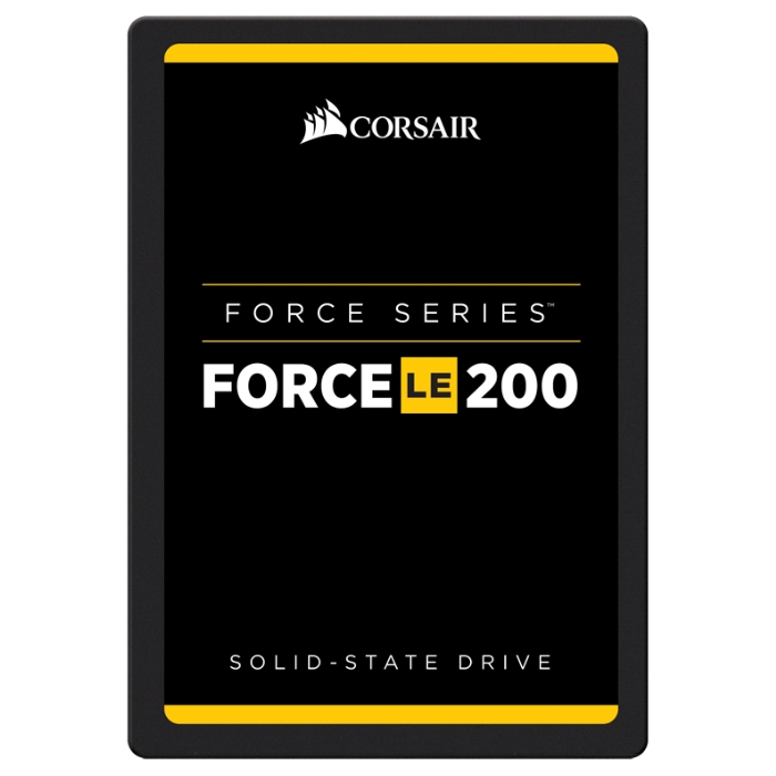 ssd corsair force series le200 ssd sata 6gbps 120gb