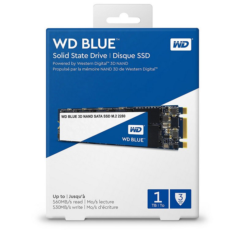 SSD WD Blue M2-1TB