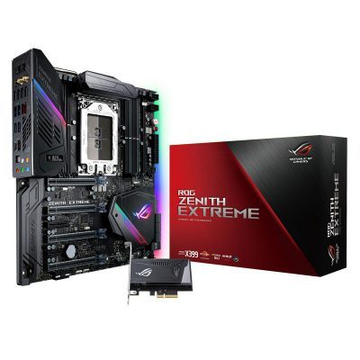 Asus ROG Zenith-Extreme X399