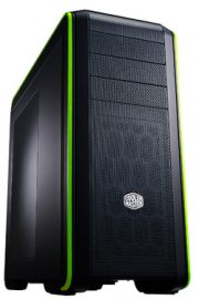 caja cooler master cm 690 III atx windowed verde