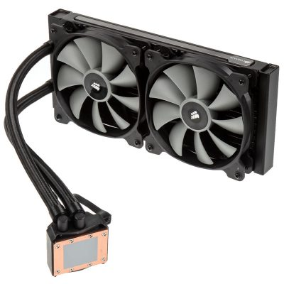 CORSAIR CPU COOLINGT HYDRO SERIES H110I EXTREME PERFORMANCE