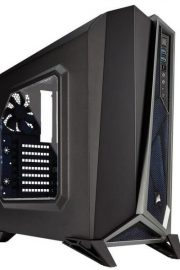 corsair carbide series spec-alpha negra-plata