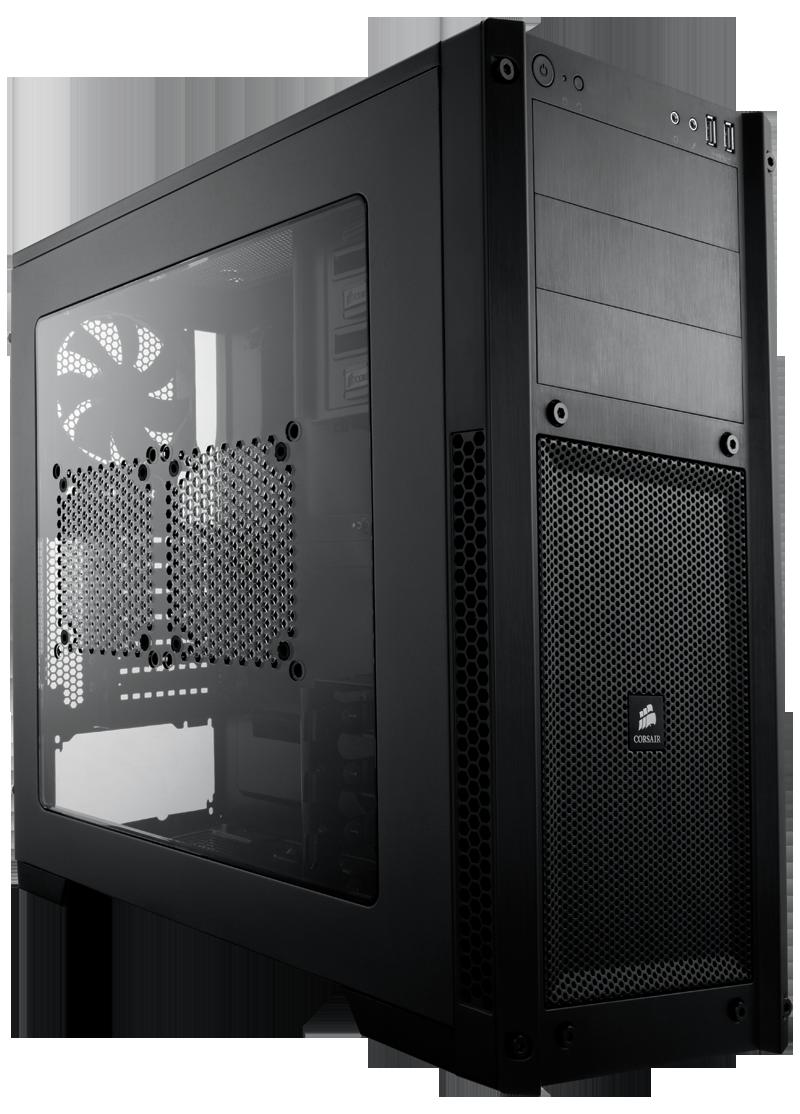 Carbide Series 300R Windowed Gaming ATX-mATX01