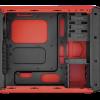 Corsair Semitorre Graphite Series 230T Windowed Naranja con LED Naranja ATX-mATX04