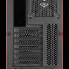 Corsair Semitorre Graphite Series 230T Windowed Naranja con LED Naranja ATX-mATX05
