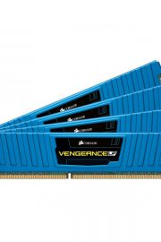 Corsair Vengeance LP Blue 16GB DDR3 1600MHz 4x4GB