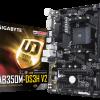 Gigabyte GA AB350M-DS3H V2