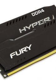 Kingston HyperX FURY Black 8GB DDR4 2666MHz 2x4GB