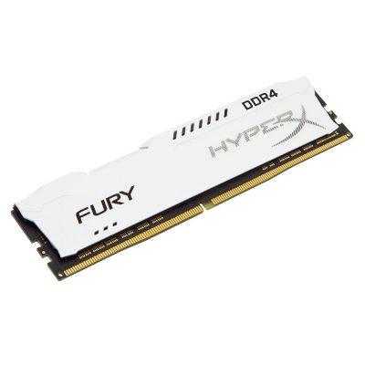 Kingston HyperX FURY White 8GB DDR4 2400MHz 1x8GB